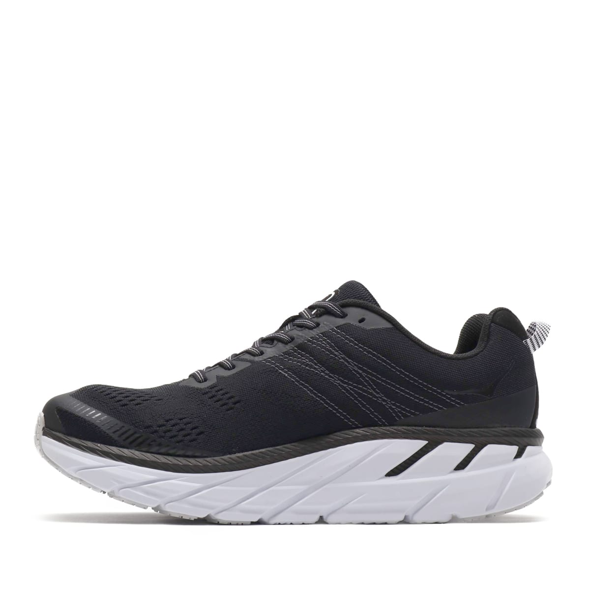 """HOKA ONEONE CLIFTON 6 BLACK/WHT 19FA-I""_photo_3"