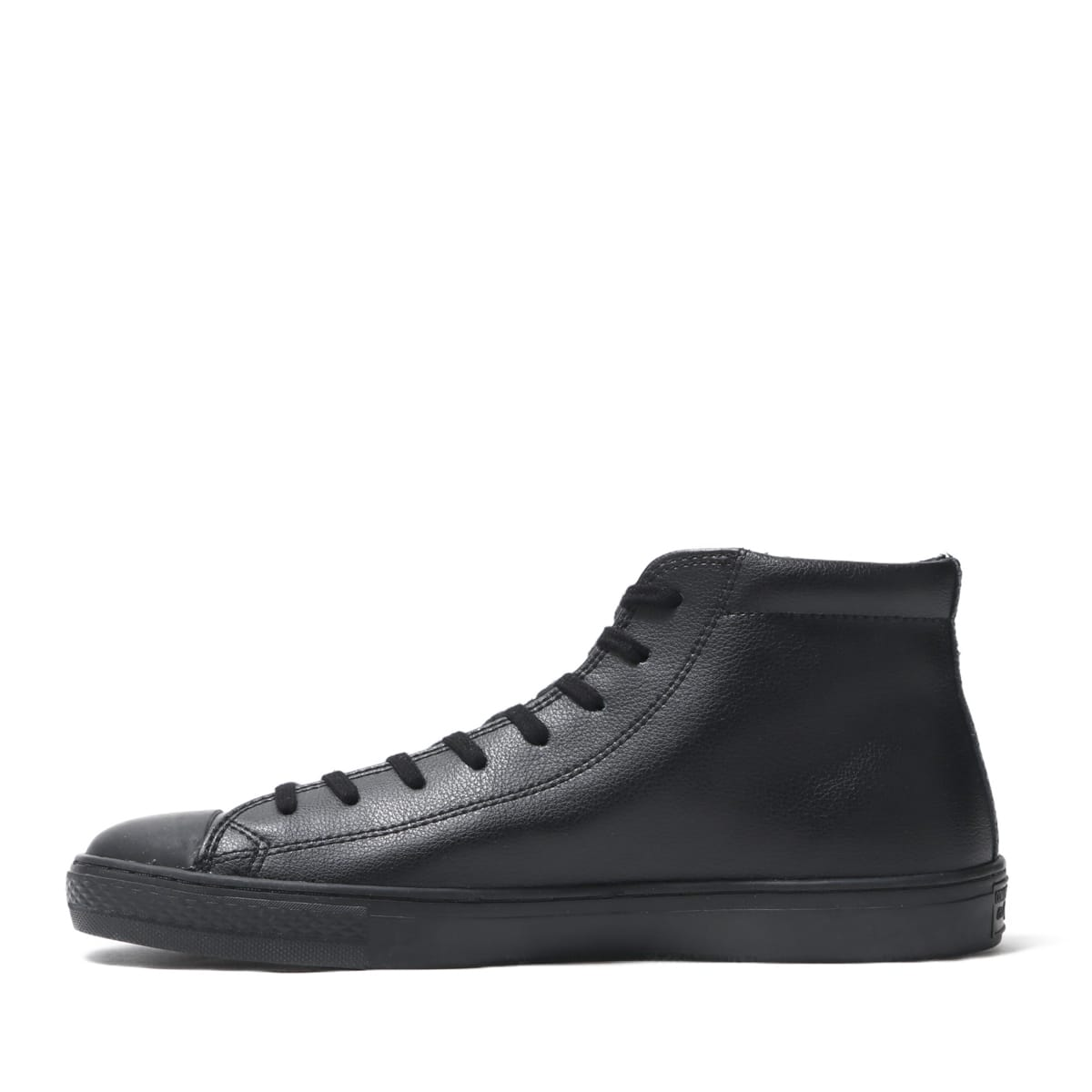 """CONVERSE ALL STAR COUPE LEATHER Z MID BLACK 19FW-S""_photo_3"