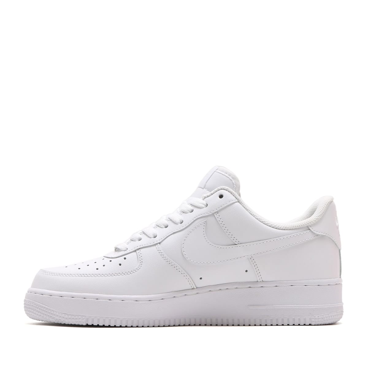 """NIKE AIR FORCE 1 '07 WHITE/WHITE 19FA-I""_photo_3"