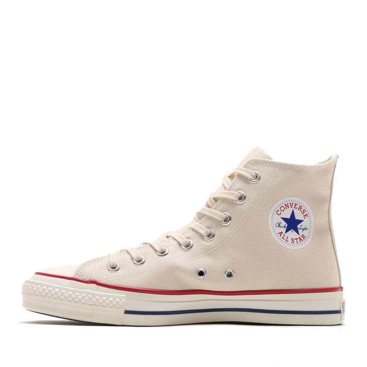 """CONVERSE CANVAS ALL STAR J HI WHITE""_photo_3"