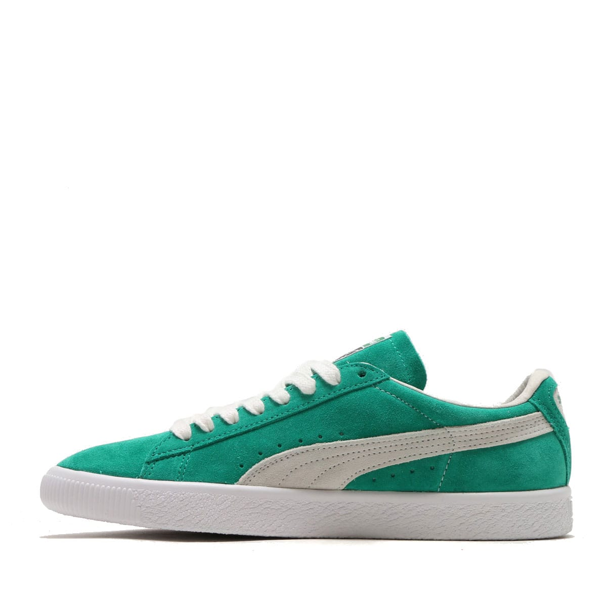 finest selection 39aa5 604cb PUMA SUEDE 90681 KELLY GREEN