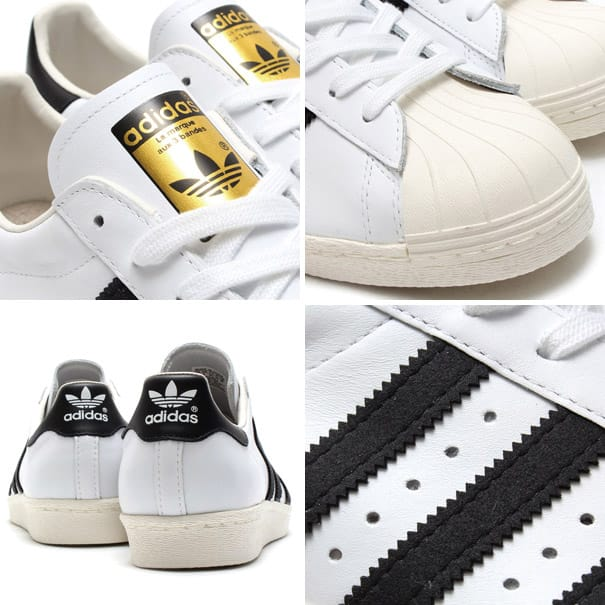 """adidas SUPERSTAR 80s  WHITE/BLACK 19SS-I""_photo_3"