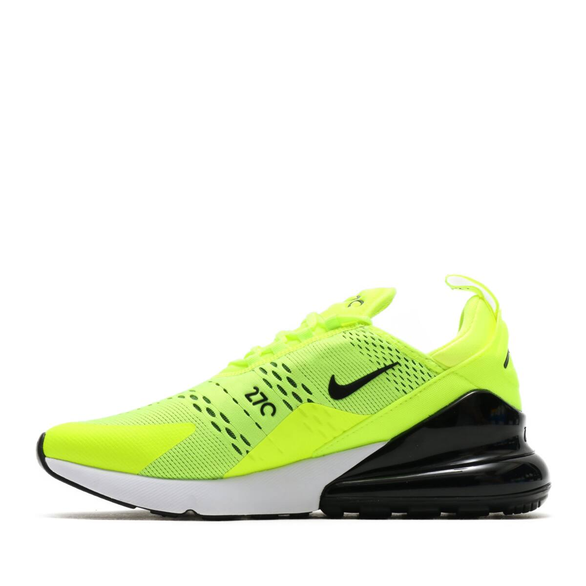 cc13b57209 NIKE AIR MAX 270 VOLT/BLACK-DARK GREY-WHITE