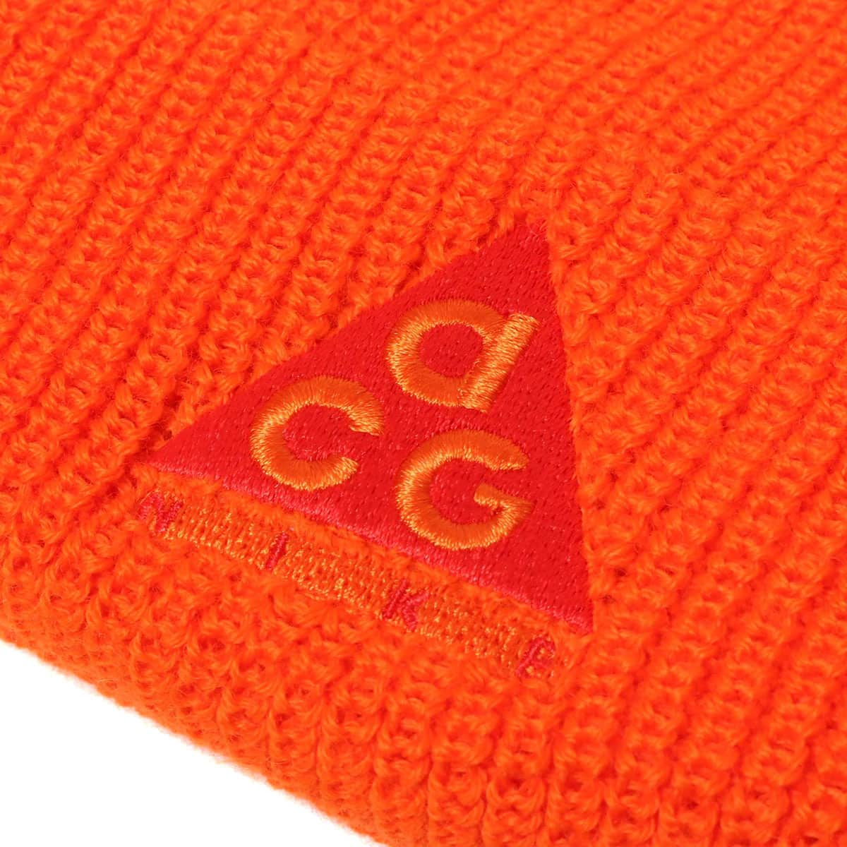 a367298e1507a0 ... BEANIE ACG SAFETY ORANGE/HABANERO RED 19SU-S_photo_large. 【お取り寄せ商品】【NIKE  2019SUMMER】