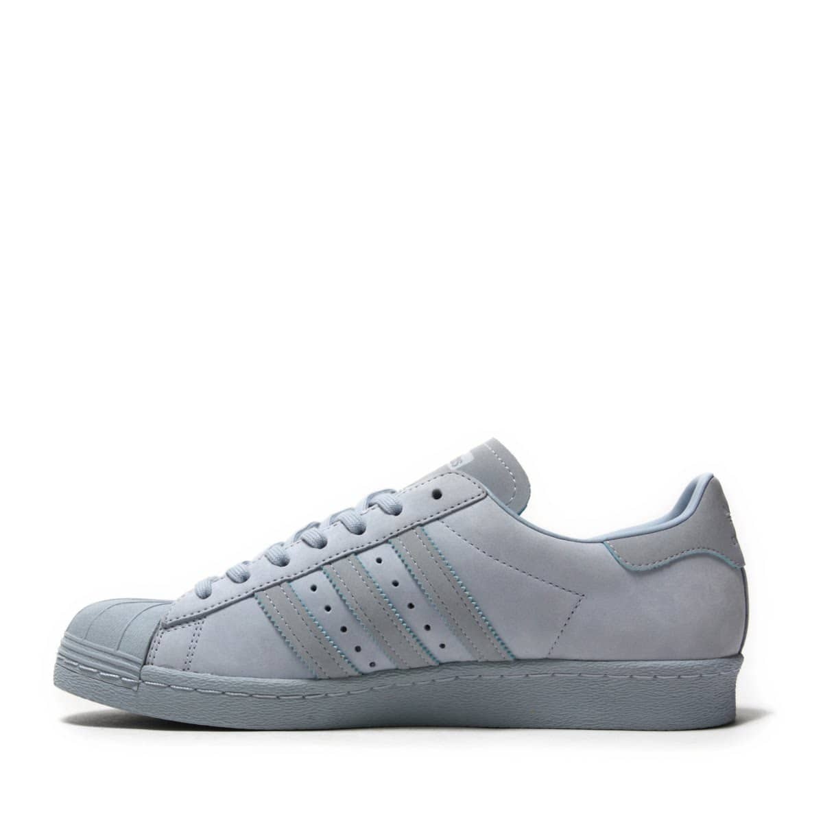 lowest price cb7f2 3bf71 adidas Originals SUPERSTAR 80s Aero Blue/Aero Blue/Aero Blue