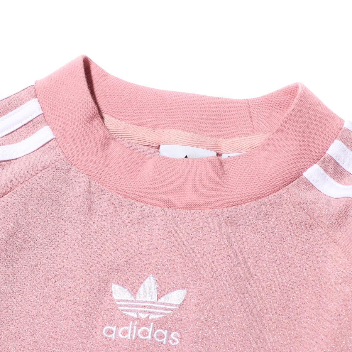 """adidas GLITTER DRESS PINK SPIRIT 19FW-I""_photo_3"