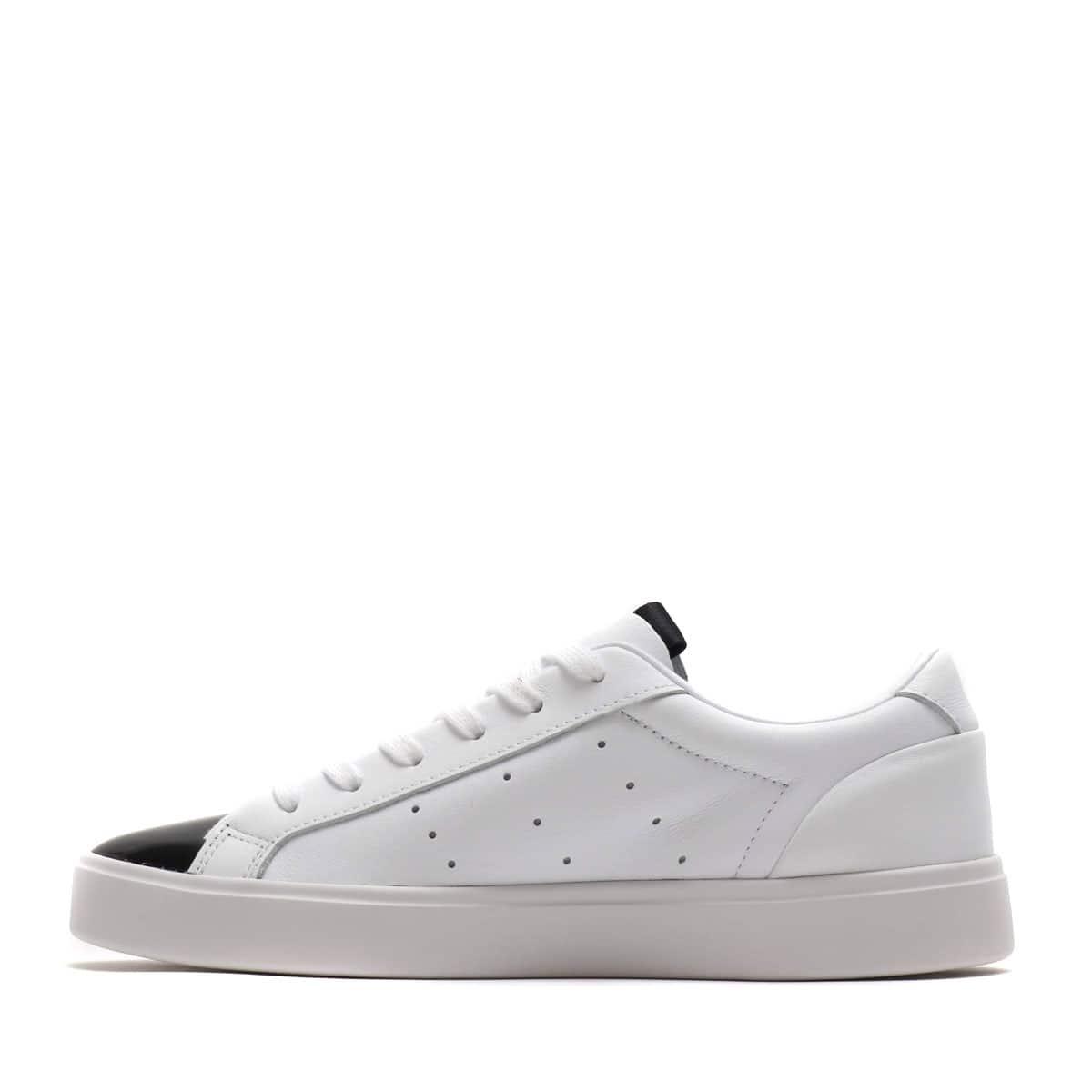 """""""adidas Originals SLEEK W RUNNING WHITE/RUNNING WHITE/CORE BLACK 19FW-S""""_photo_3"""