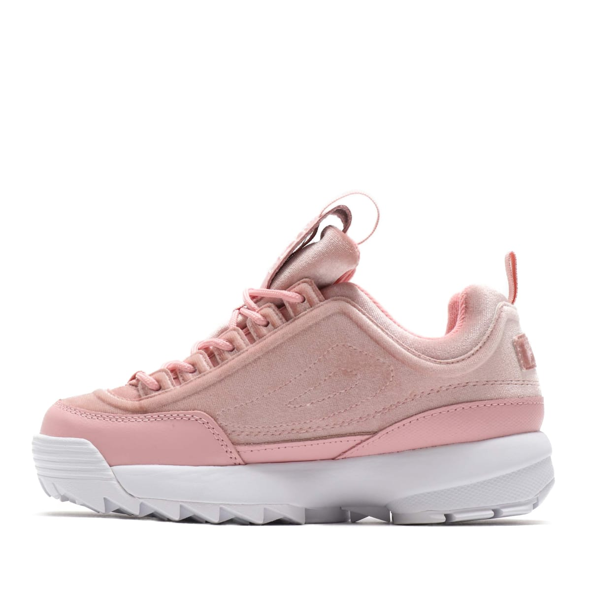 """FILA DISRUPTOR 2 Premium Velour Womens  PKS/PKS/WH""_photo_3"