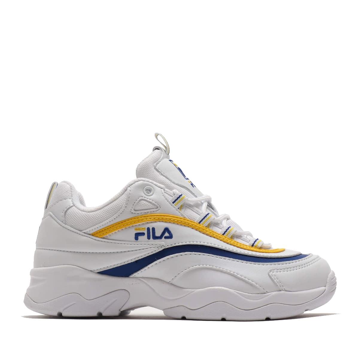 """FILA FILA RAY WHITE/BLUE 19SS-S""_photo_3"