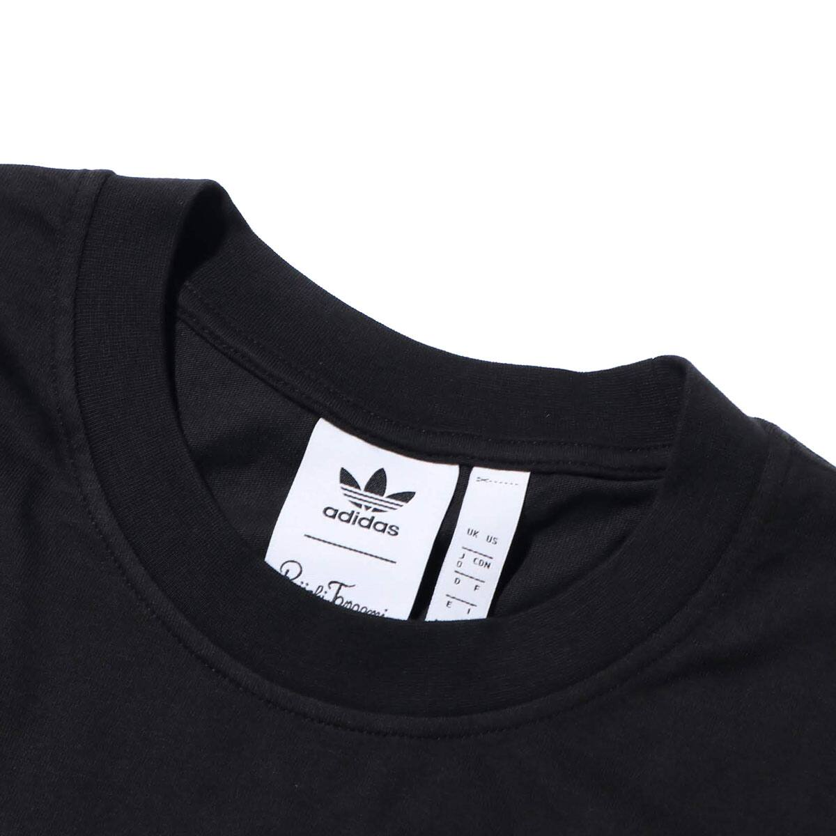 """adidas GALLLERY SS TEE BLACK 19FW-S""_photo_3"