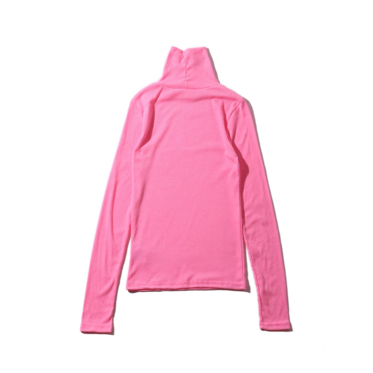 """atmos pink カラフル タートルネック PINK 19SP-I""_photo_3"