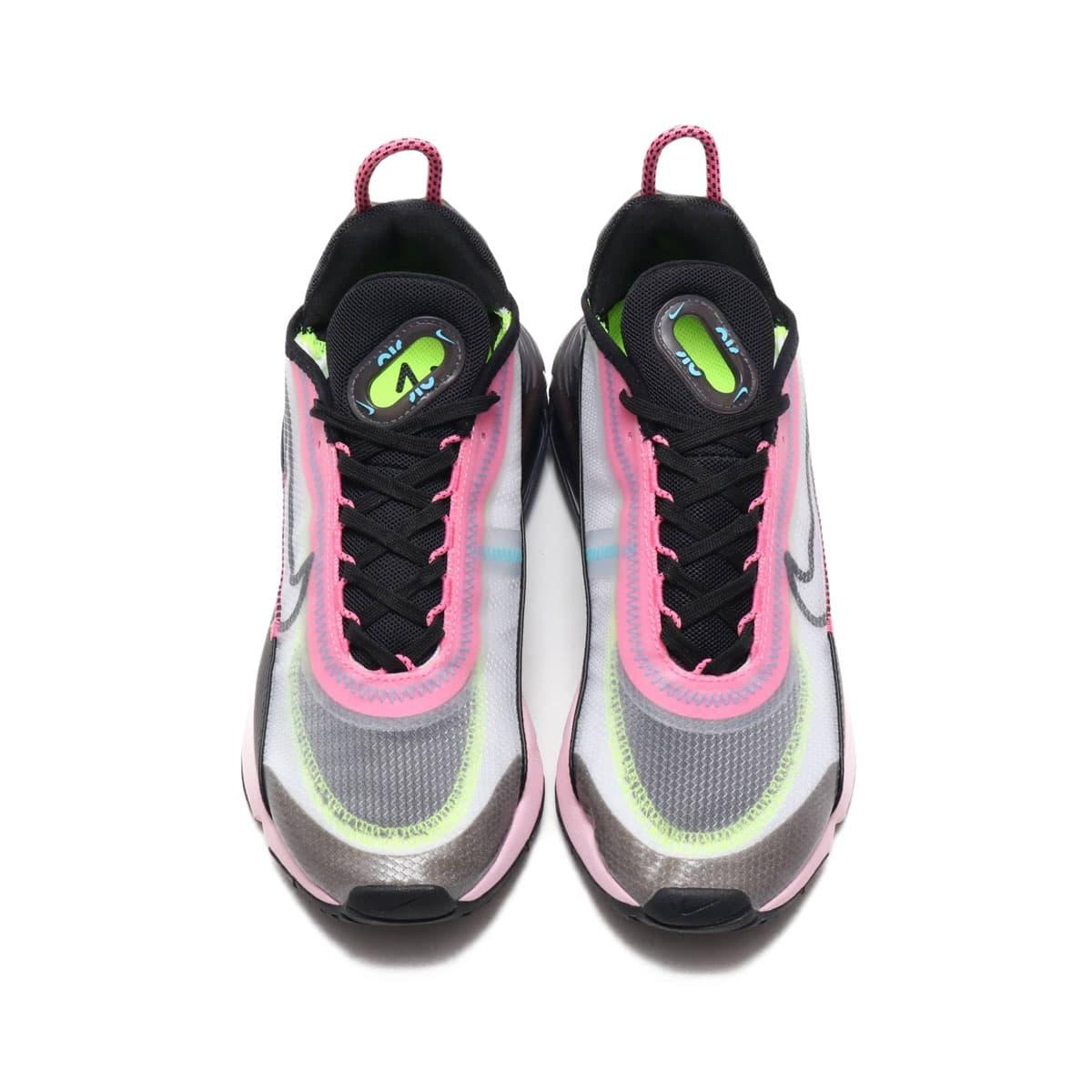 Nike Air Max 2090 White/Black-Pink Foam-Lotus Pink For