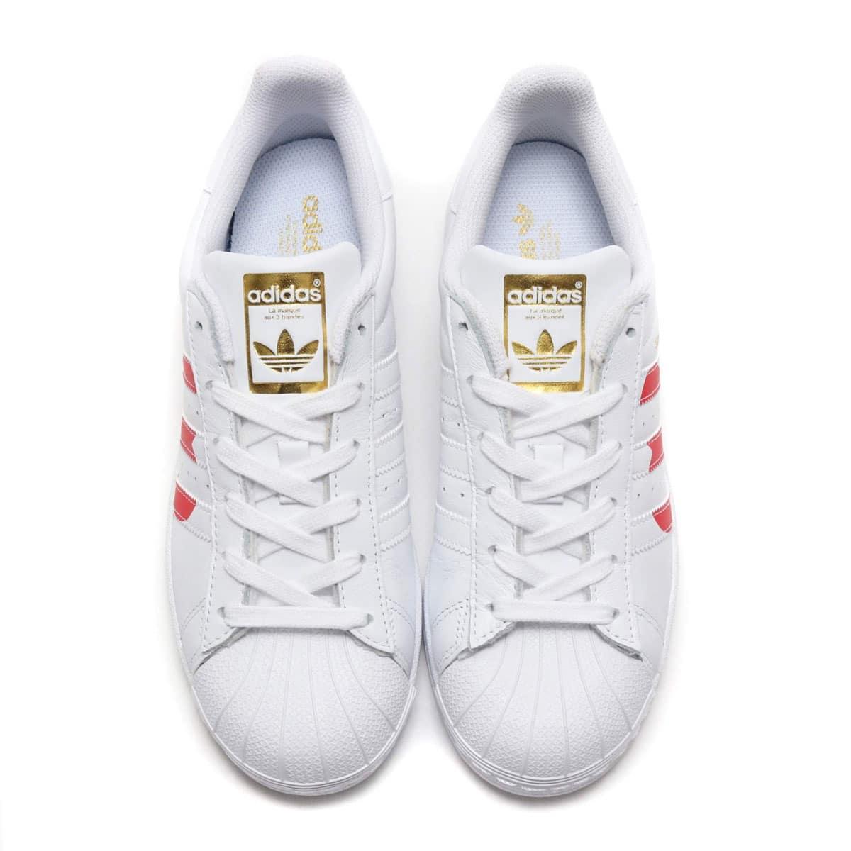 adidas Originals SUPERSTAR ランニングホワイ