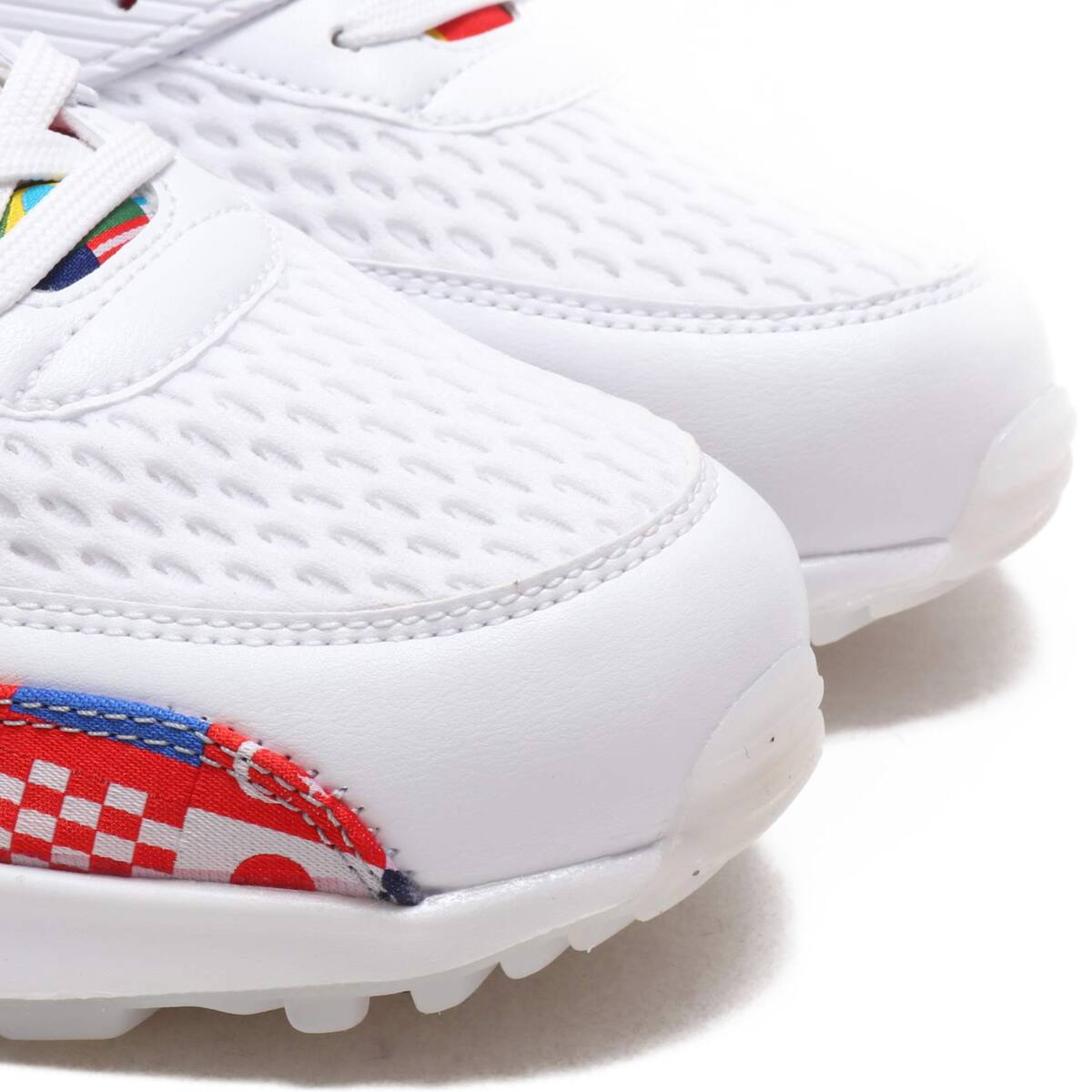 443247acc3 NIKE AIR MAX 90 NIC QS WHITE/MULTI-COLOR_photo_large. [お取り寄せ商品]