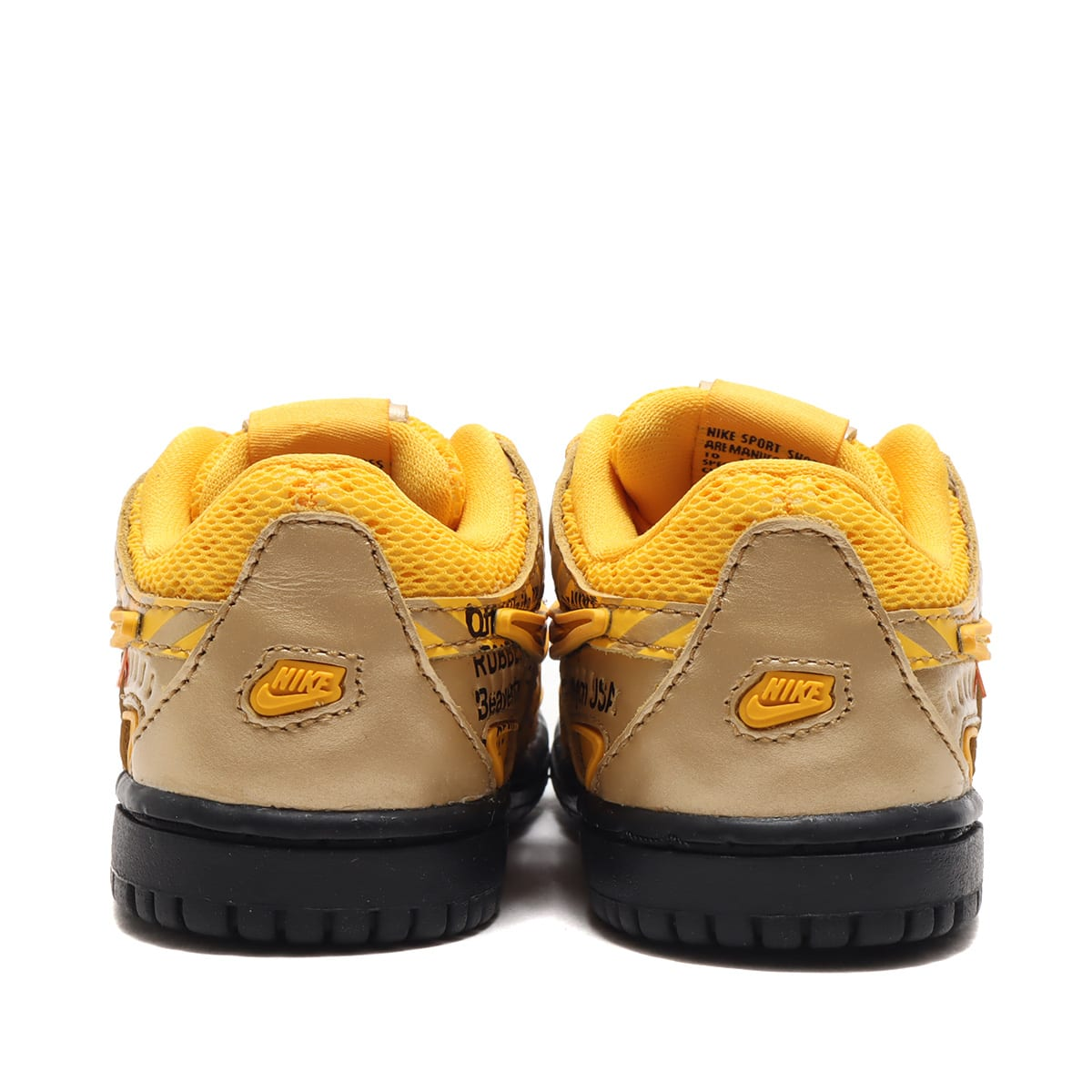 NIKE RUBBER DUNK/ OW TD
