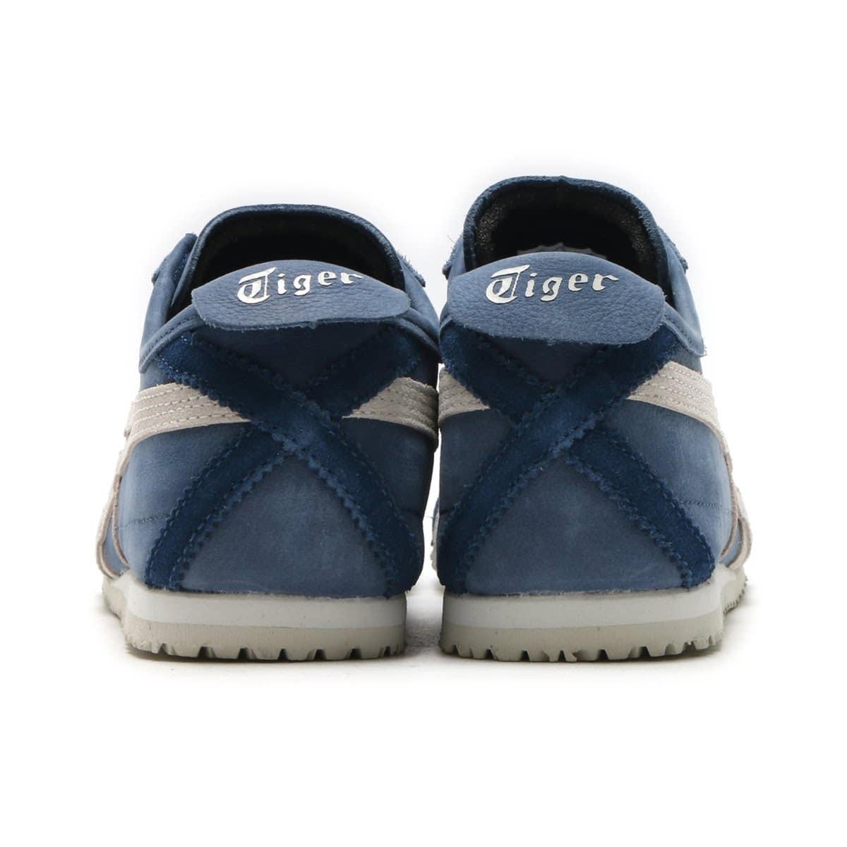 premium selection 8ef99 07563 Onitsuka Tiger MEXICO 66 DARK BLUE/VAPOROUS GREY 18SP-I