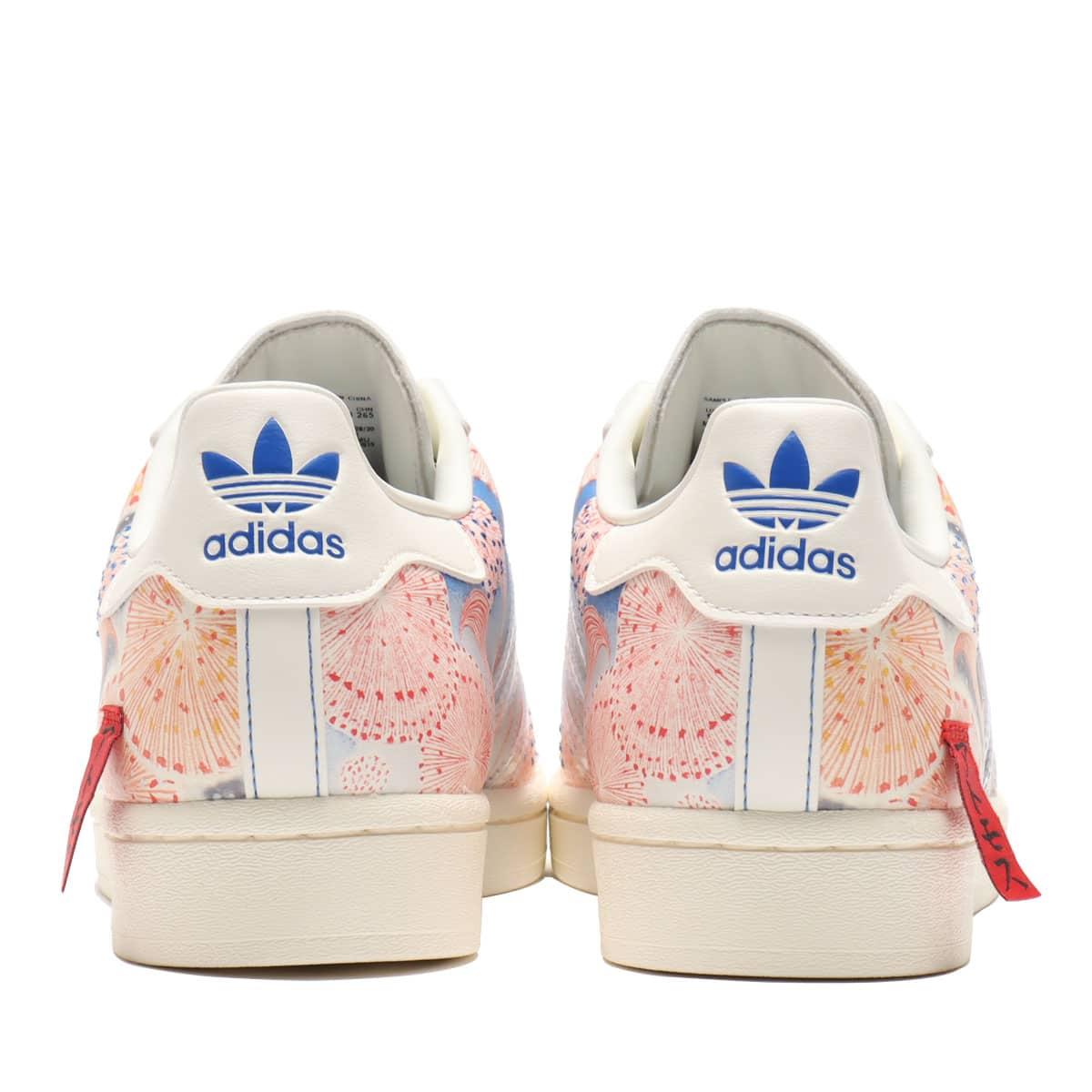 """adidas Originals for atmos SUPERSTAR """"Mt. Fuji"""" 21SS-S"""