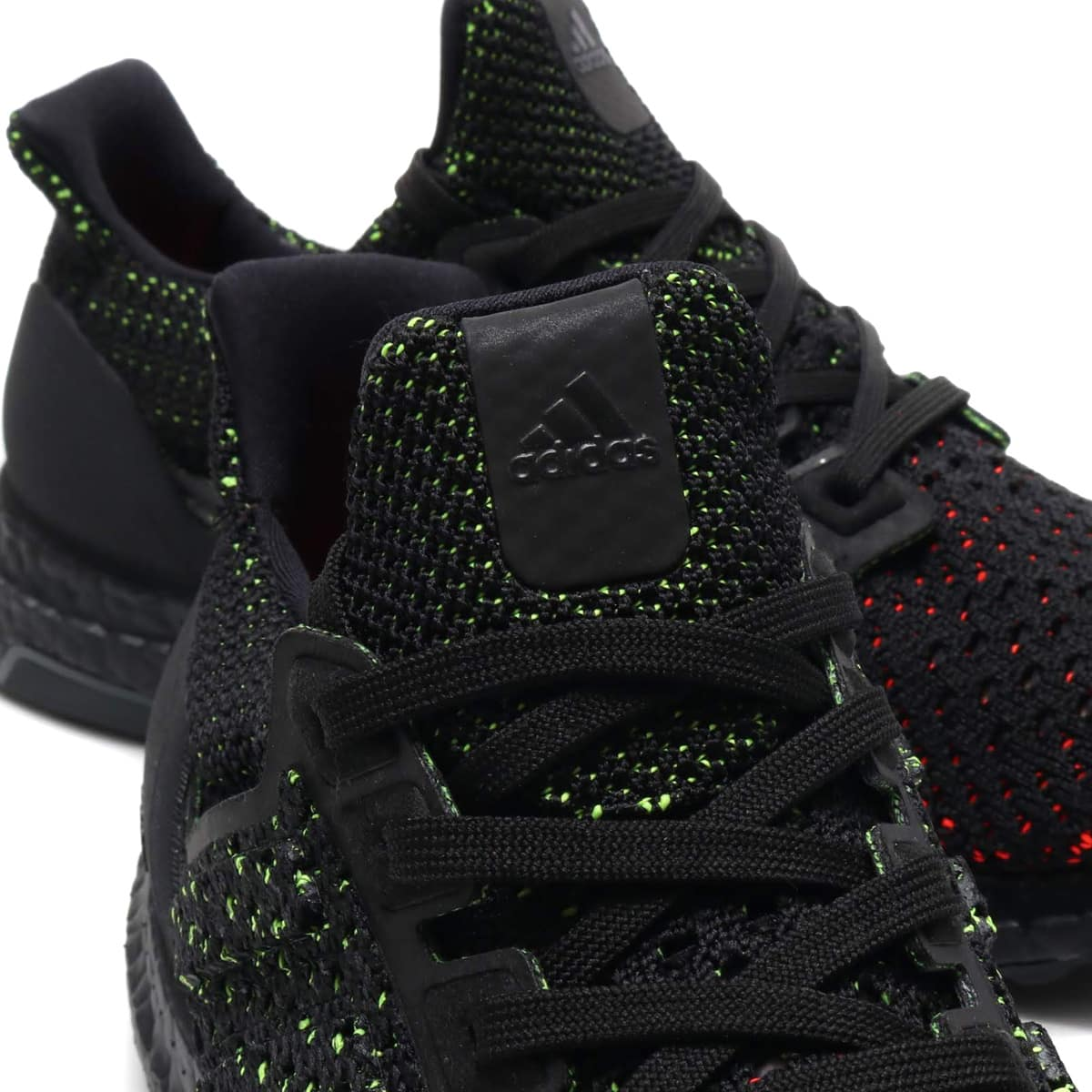 d266410b534 adidas UltraBOOST CLIMA Core Black Core Black Solar Red 18FW-I photo large.  Instagram User Style