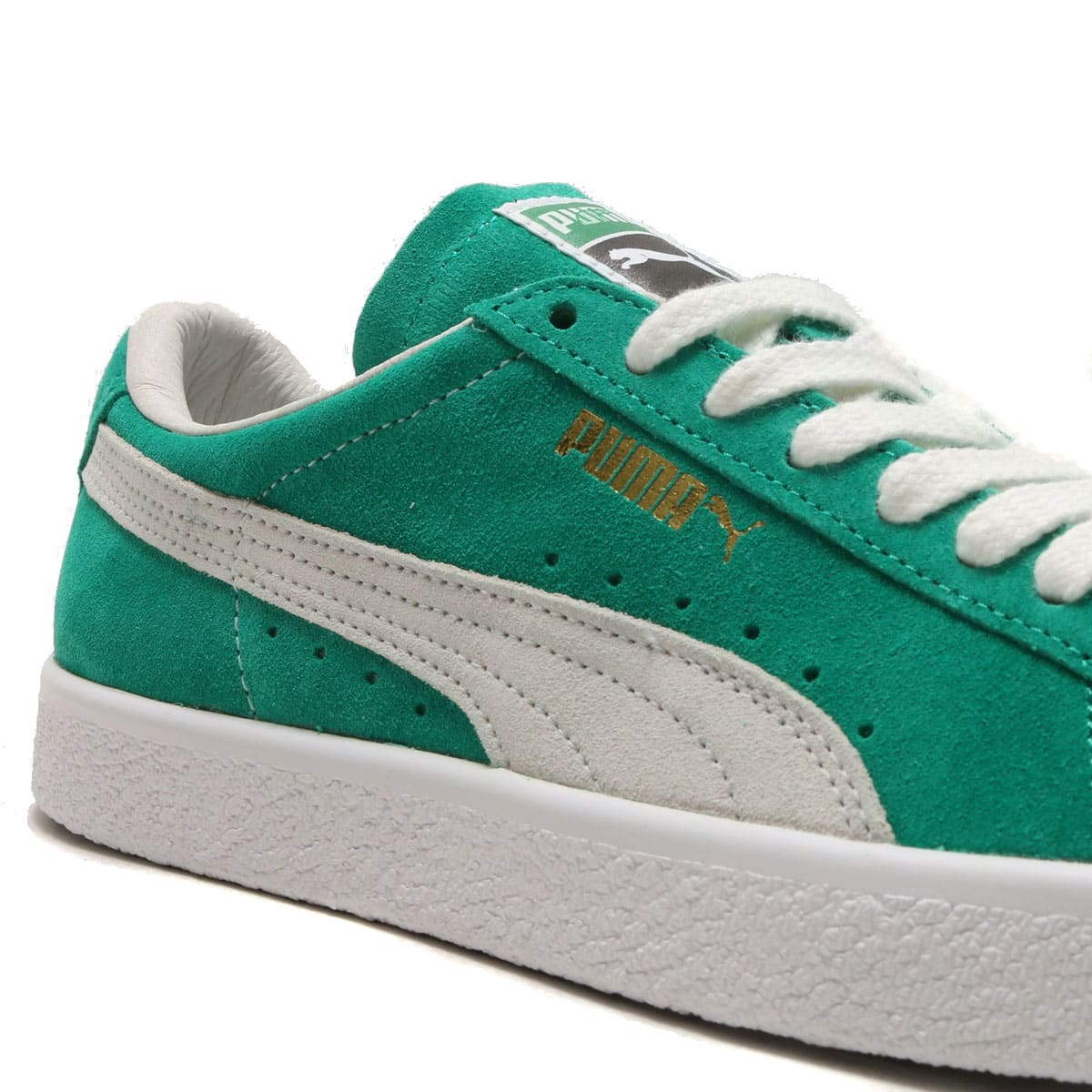 finest selection c0859 a8452 PUMA SUEDE 90681 KELLY GREEN