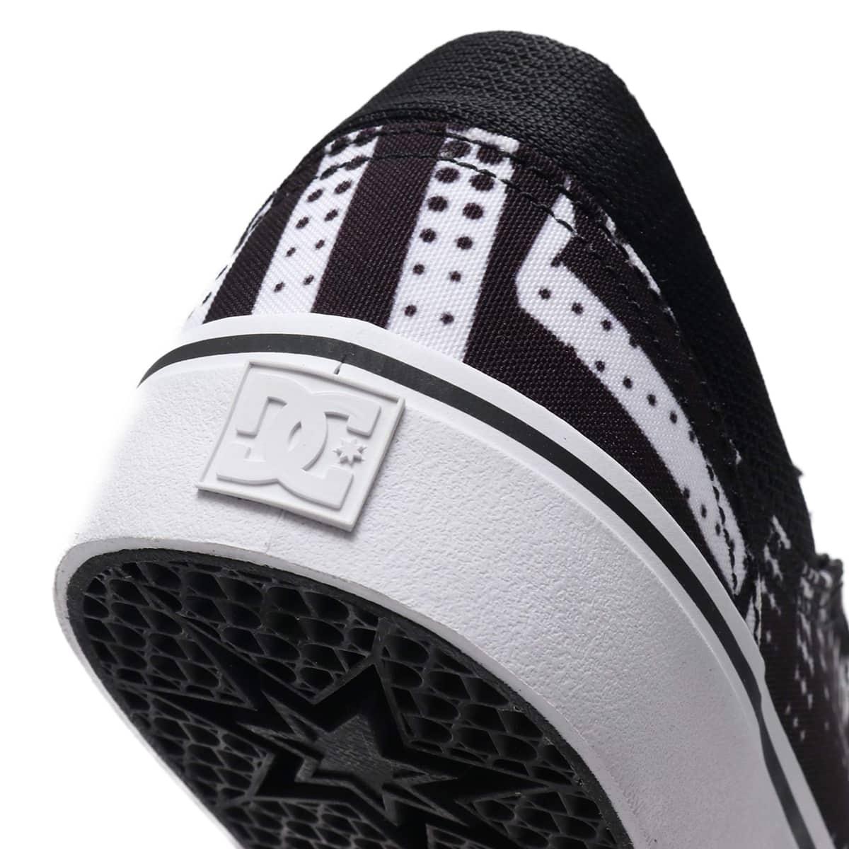 DC SHOES TRASE SP WHITE/BLACK GRAFFITI 19SS,I