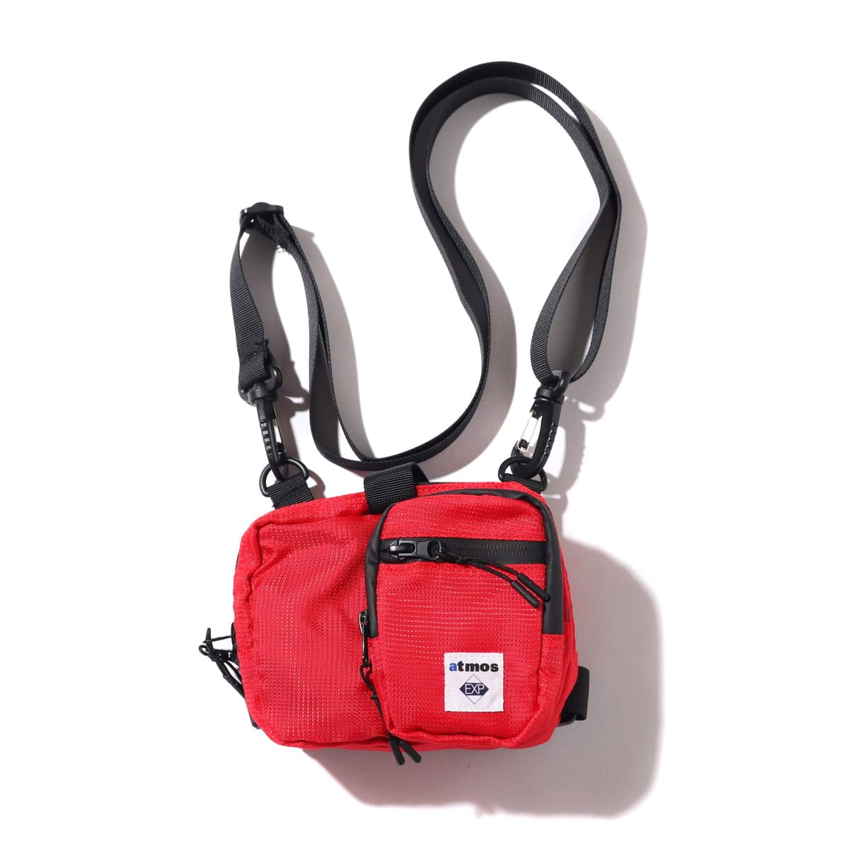 EXPANSION x atmos ACADEMIKS BAG RED 19FA-S_photo_large
