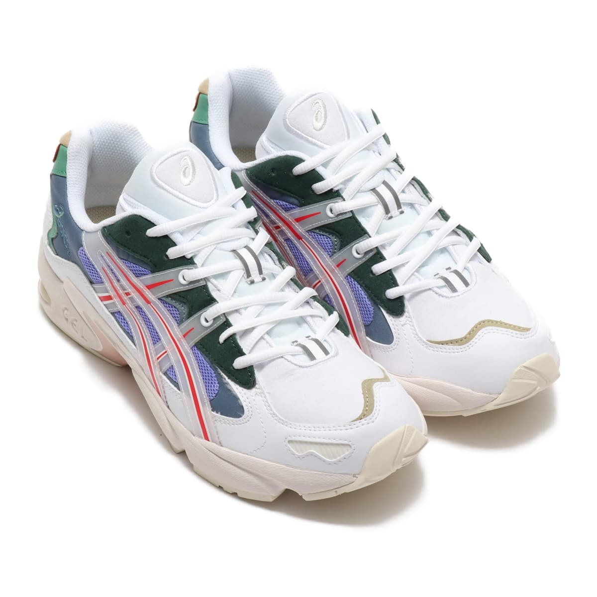 asics Tiger GEL-KAYANO 5 OG HBX WHITE/MULTI 19SS-S_photo_large