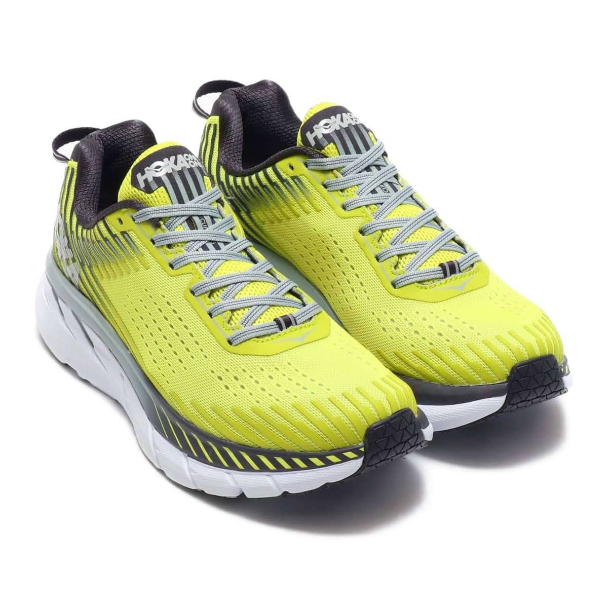 HOKA ONE ONE Clifton 5 EVENINGPRIMROSE/NINEIRON 18FW-I_photo_large