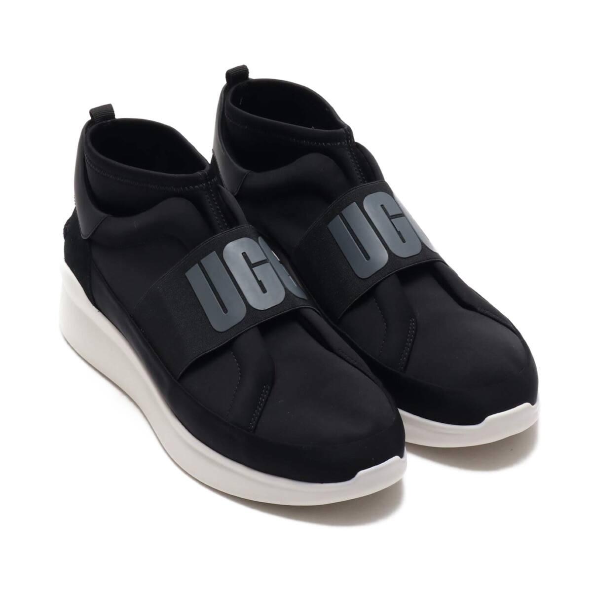 4edf231244f UGG Neutra Sneaker (アグ ニュートラ スニーカー)BLACK【レディース ...