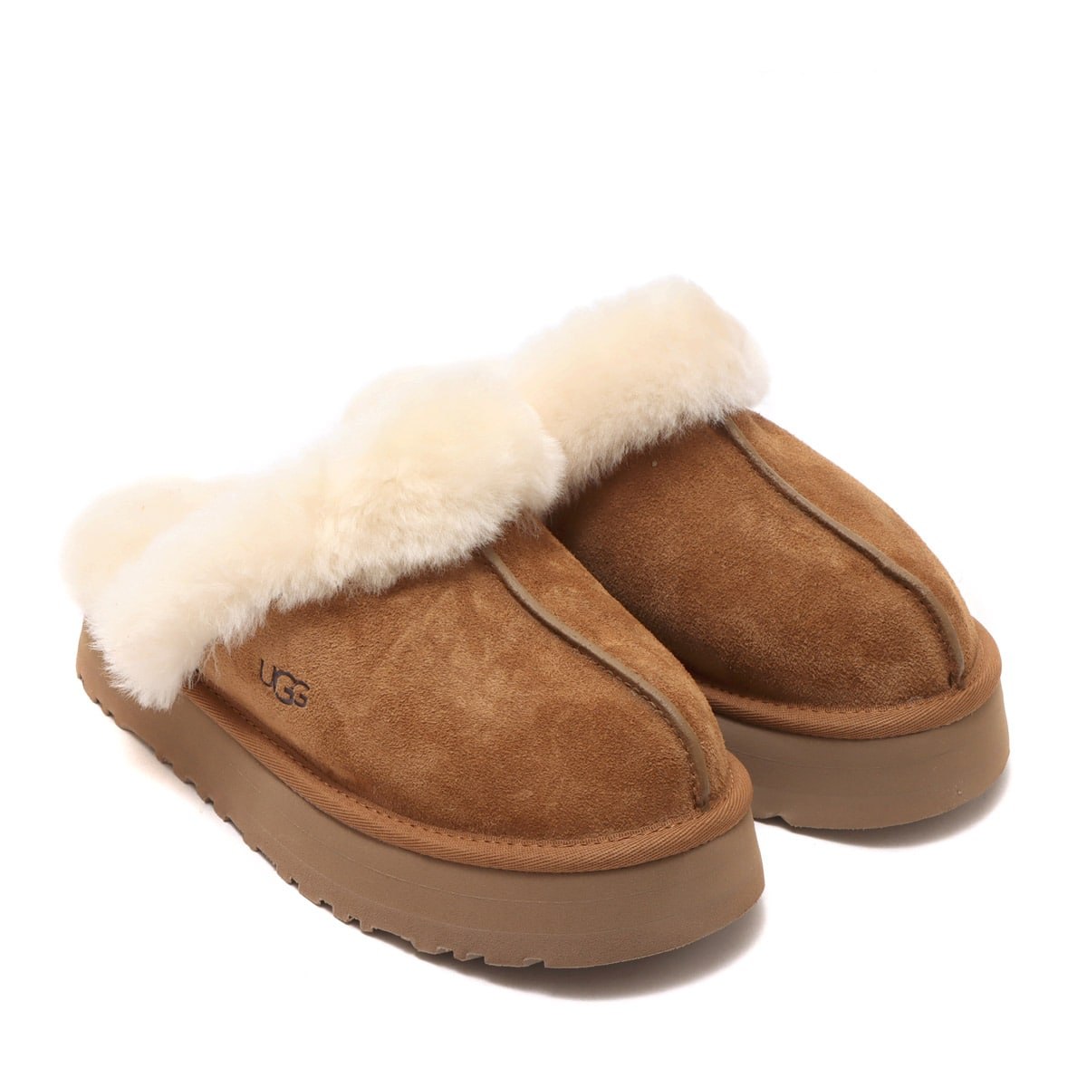 UGG Disquette CHESTNUT 21FW-I_photo_large