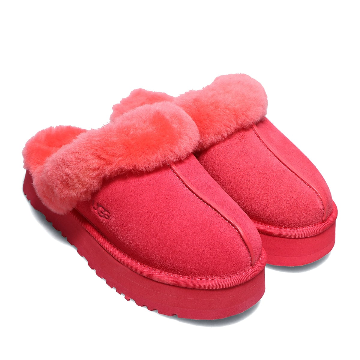 UGG Disquette HIBISCUS PINK 21FW-I_photo_large