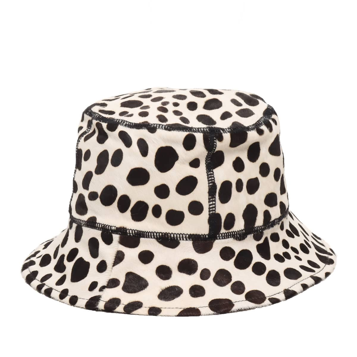 UGG Dalmatian Bucket Hat BLACK/WHITE 20FA-S_photo_large