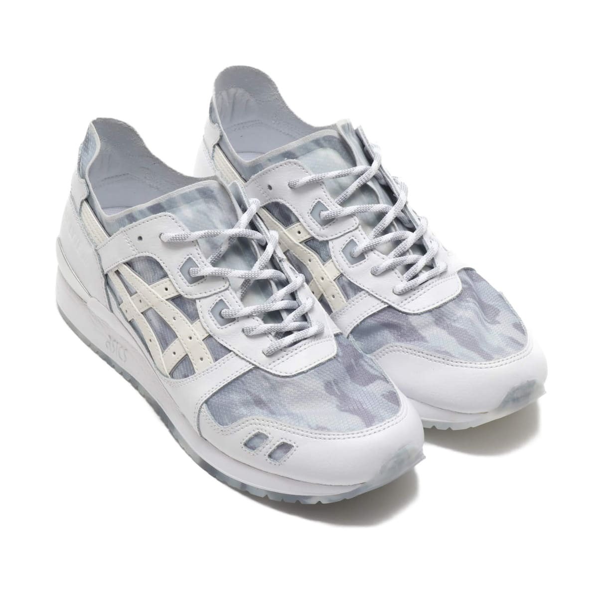 ASICSTIGER GEL-LYTE III NEXKIN WHITE/SILVER 19AW-S_photo_large