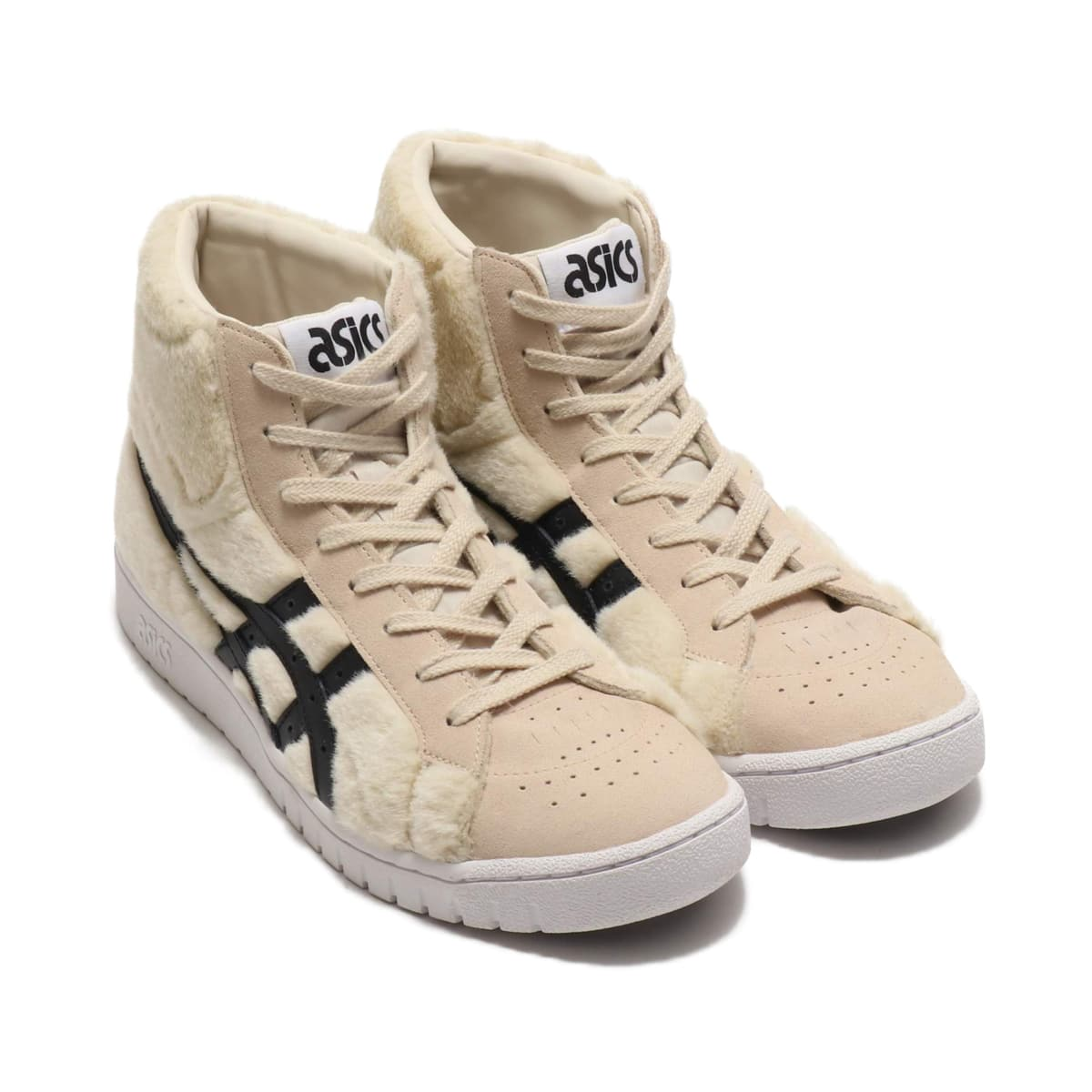 ASICSTIGER GEL-PTG MT BEIGE FUR BEIGE 19AW-S_photo_large