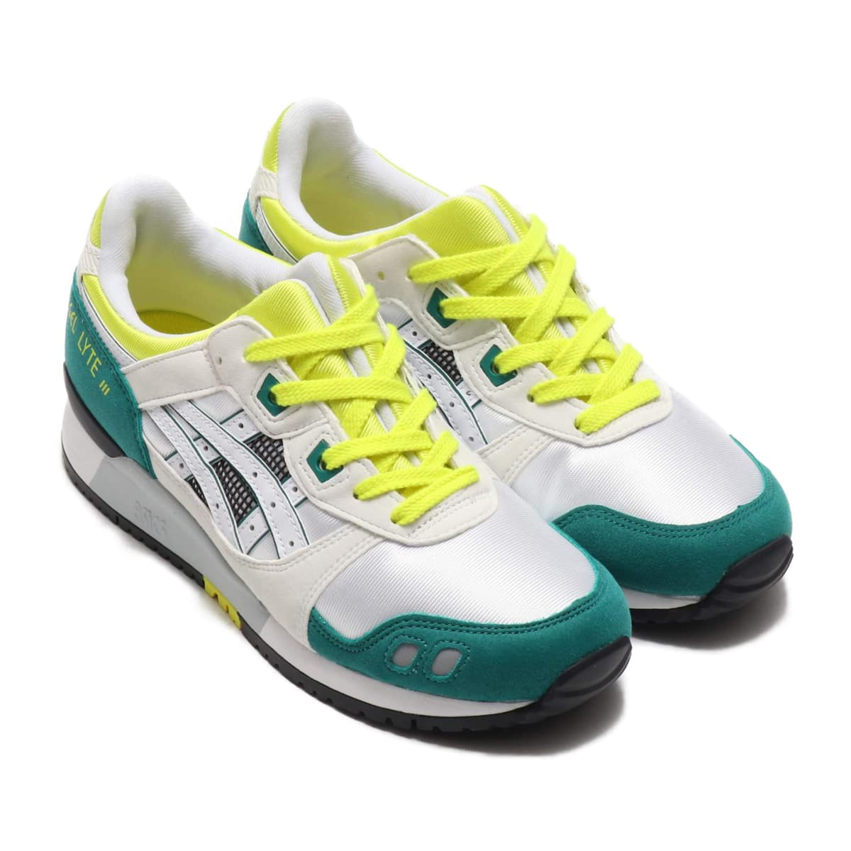 asics GEL-LYTE III OG WHITE/YELLOW 20SS-S_photo_large