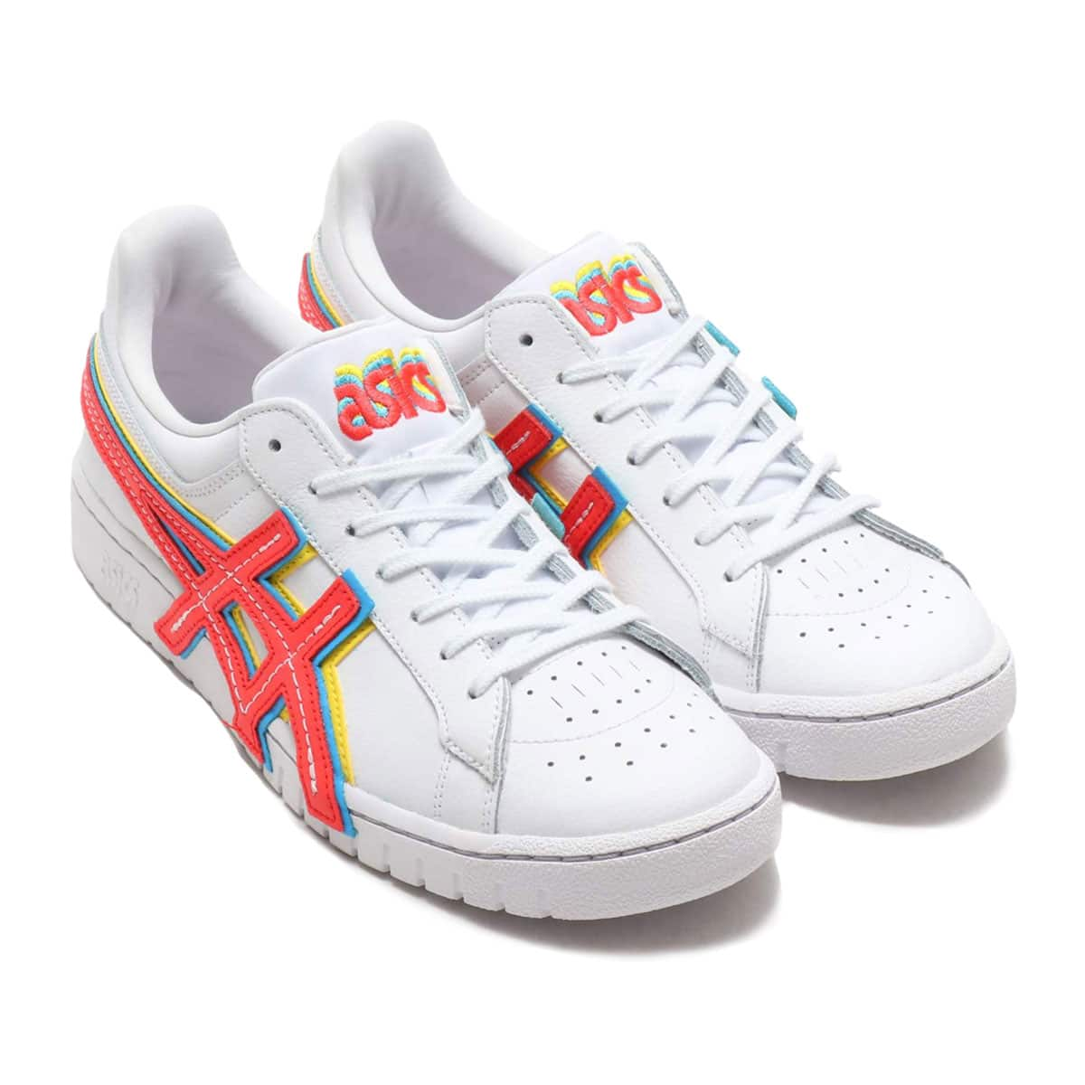 asics GEL-PTG 3 STRAND WHITE/RED 20SS-S_photo_large
