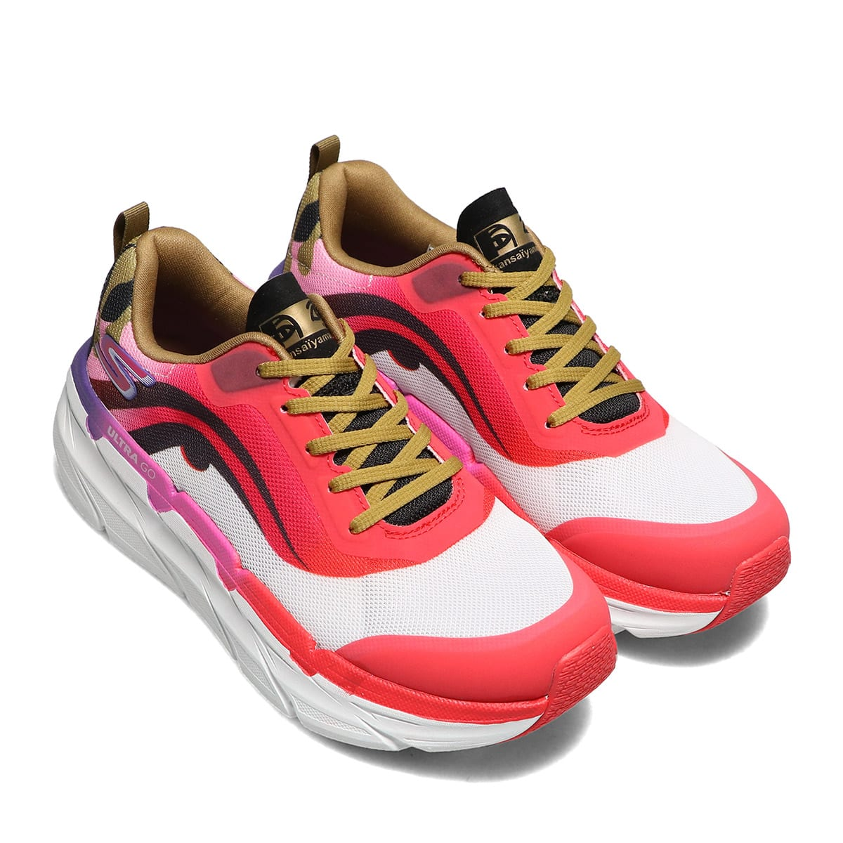 SKECHERS MAX CUSHIONING PREMIER-KY NAD WMLT 21FW-S_photo_large