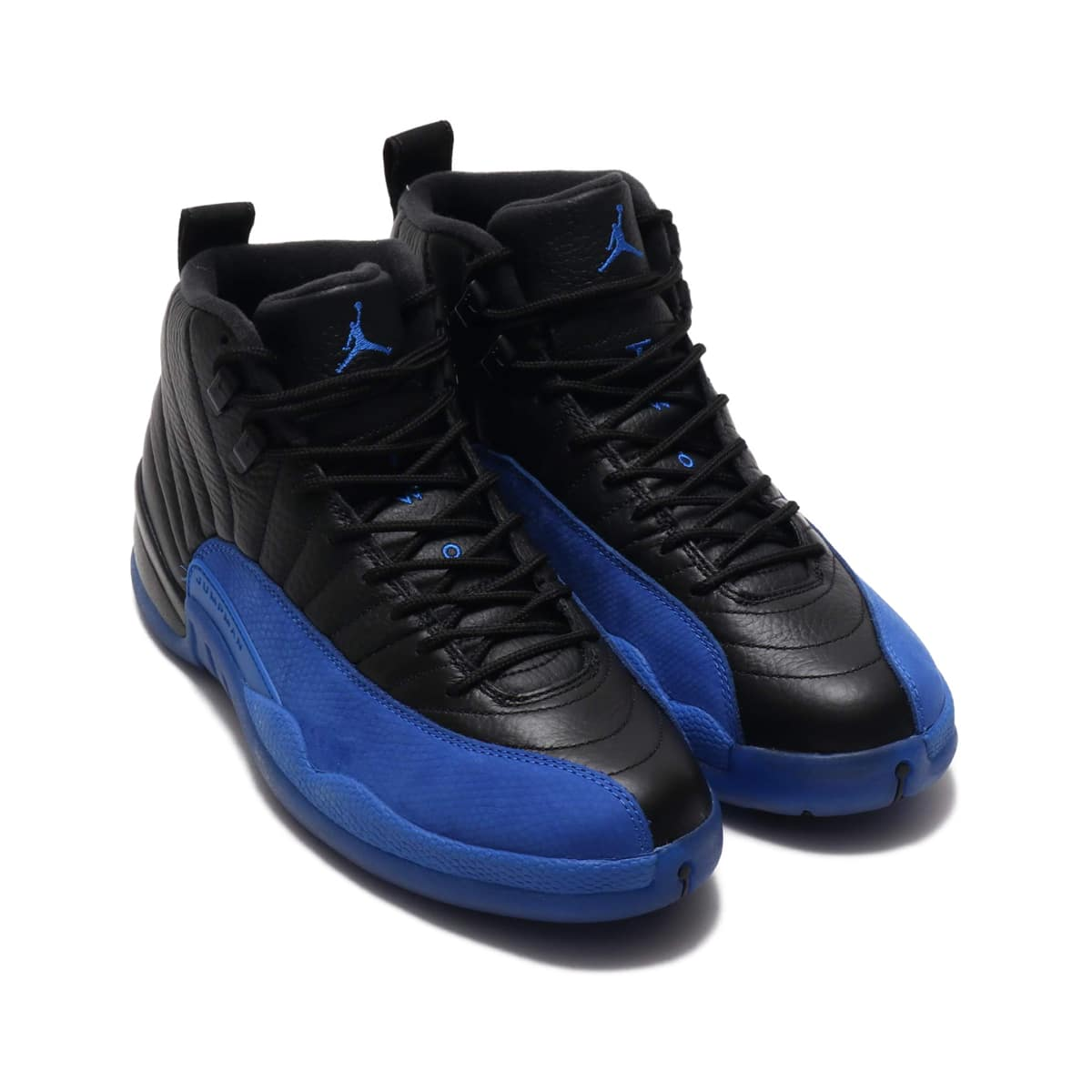 NIKE AIR JORDAN 12 RETRO BLACK/GAME ROYAL-BLACK 19FA-S_photo_large