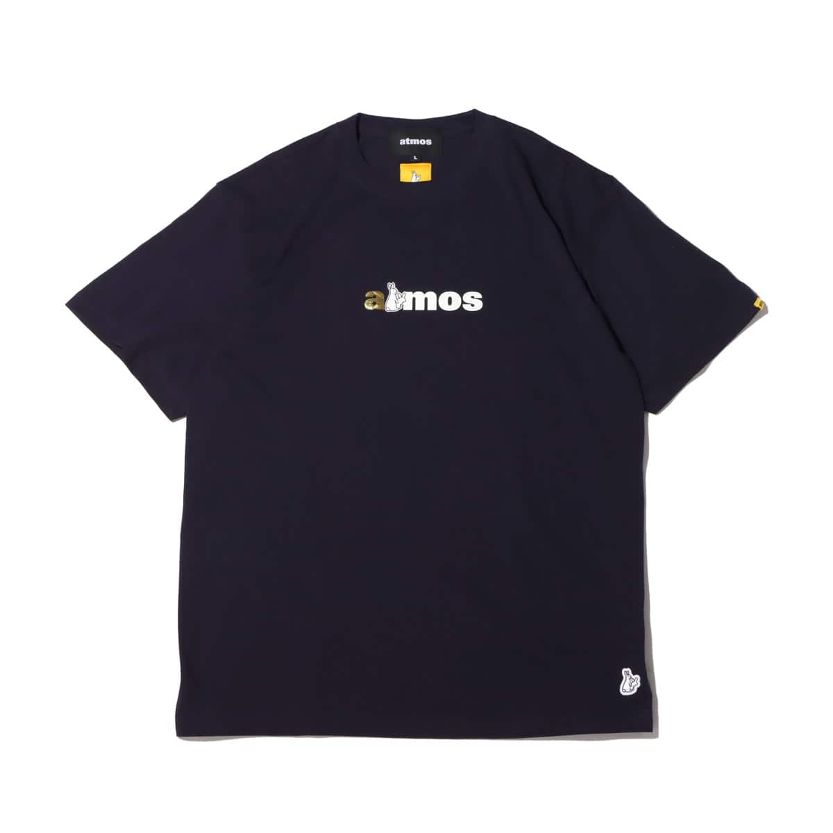 atmos collaboration with #FR2 SS Tee NAVY 21SU-S_photo_large