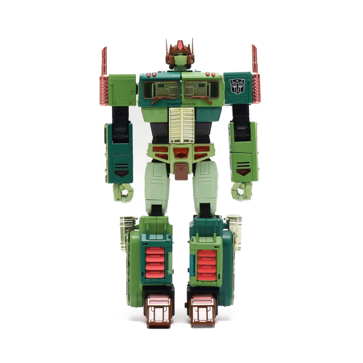 TAKARA TOMY TRANS FORMERS CONVOY atmos duckcamo Ver 20SP-S_photo_large