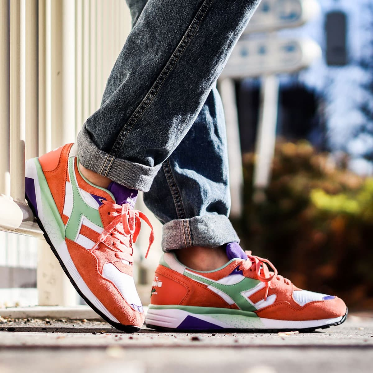 DIADORA N9002 FRESH SALMON/WHITE 19SP-I_photo_large