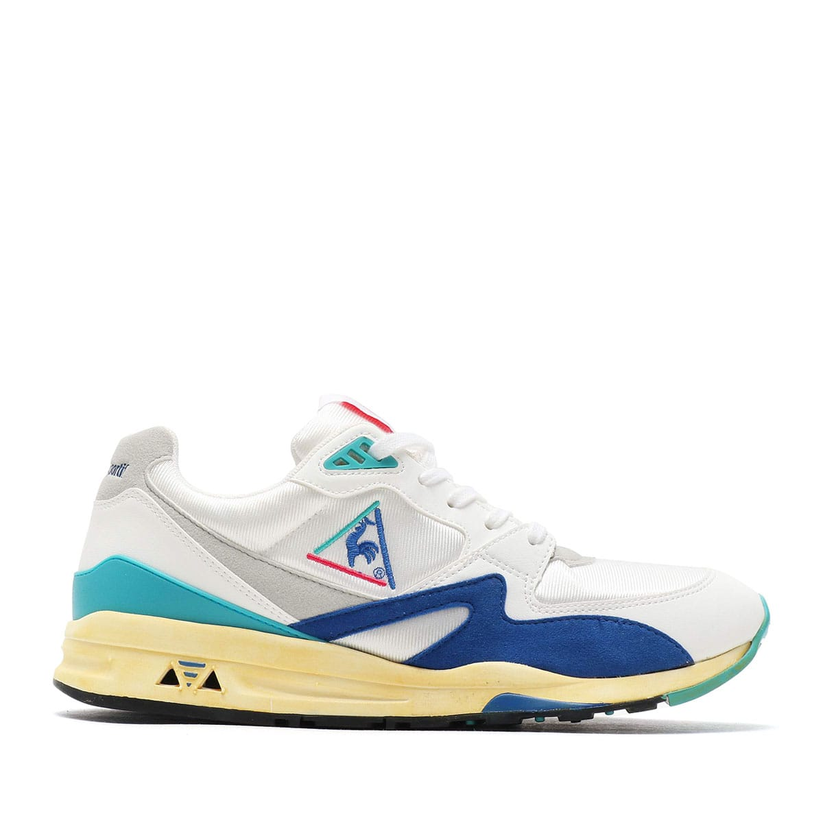 le coq sportif LCS R800 OG WHITE 18FW-I_photo_large