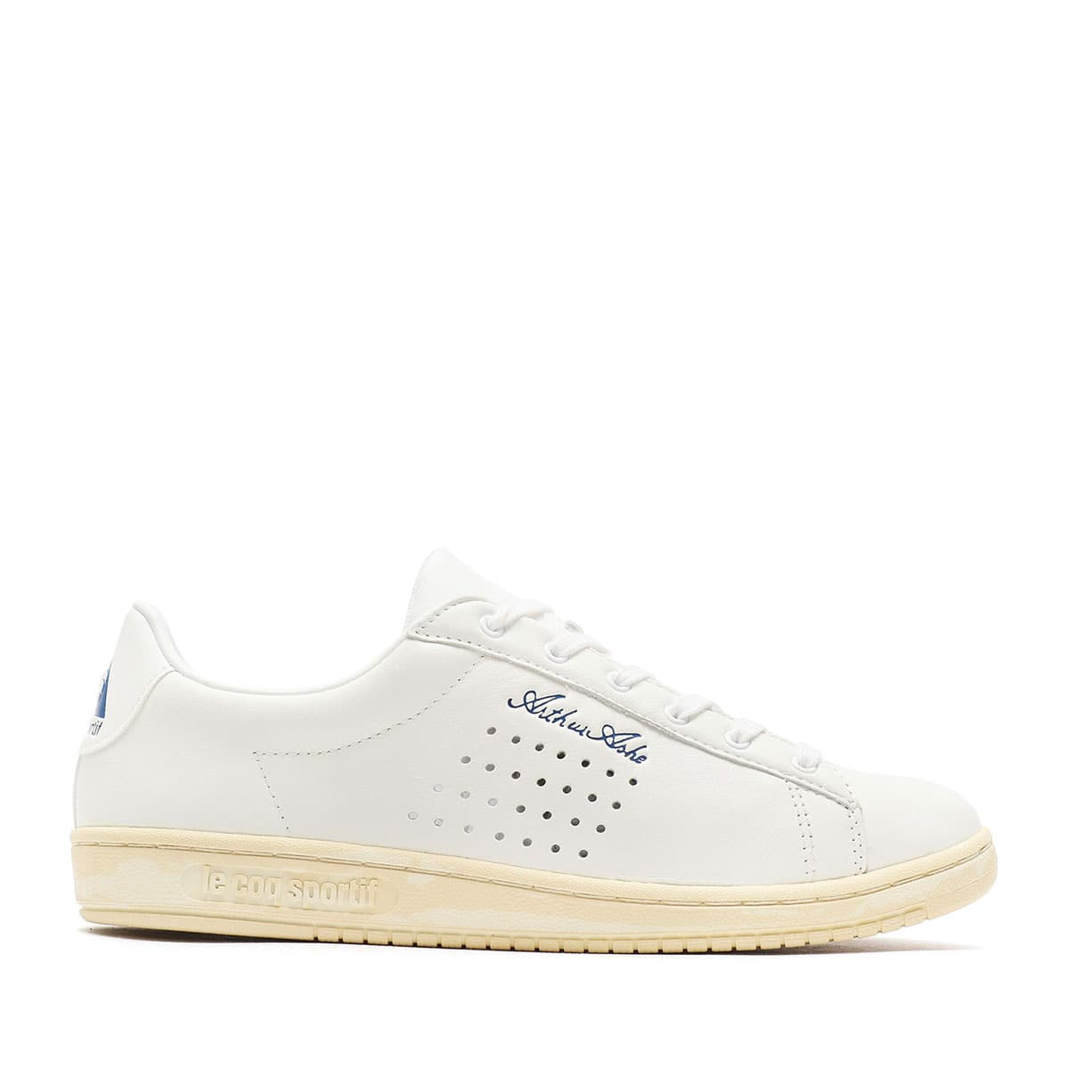 le coq sportif ARTHUR ASHE OG WHITE 18FW-I_photo_large