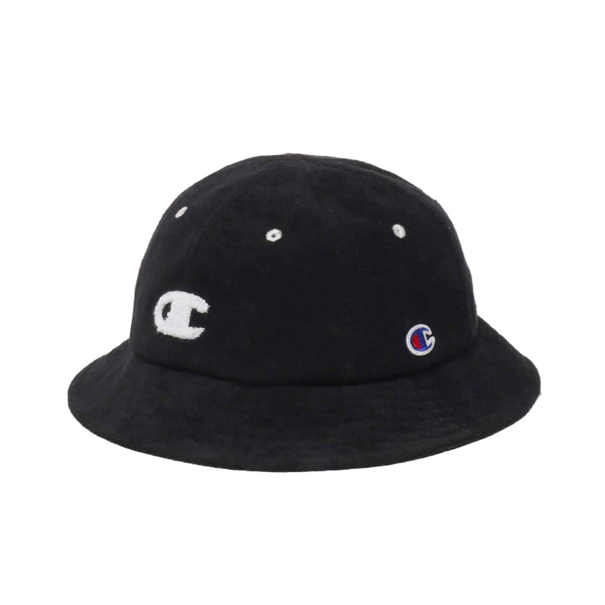 CHAMPION x ATMOS LAB PILE HAT BLACK 19SS-S_photo_large