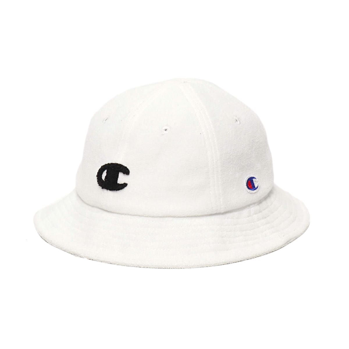 CHAMPION x ATMOS LAB PILE HAT WHITE 19SS-S_photo_large