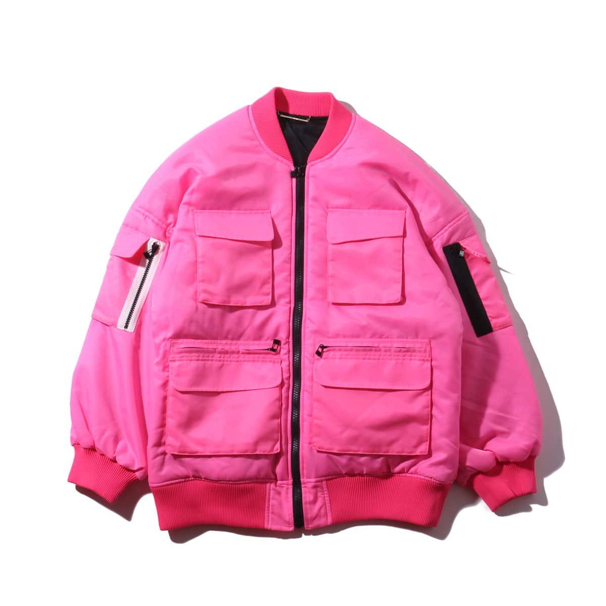 atmos pink フィッシング ブルゾン PINK 19FA-I_photo_large