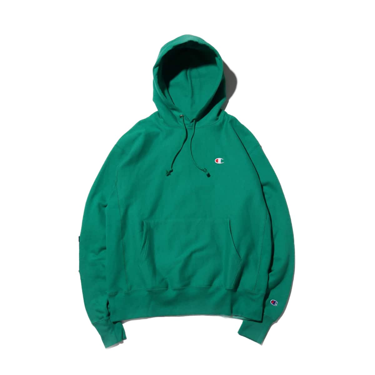 REMAKE HOODIE by 太田夢莉 GREEN 19HO-S_photo_large
