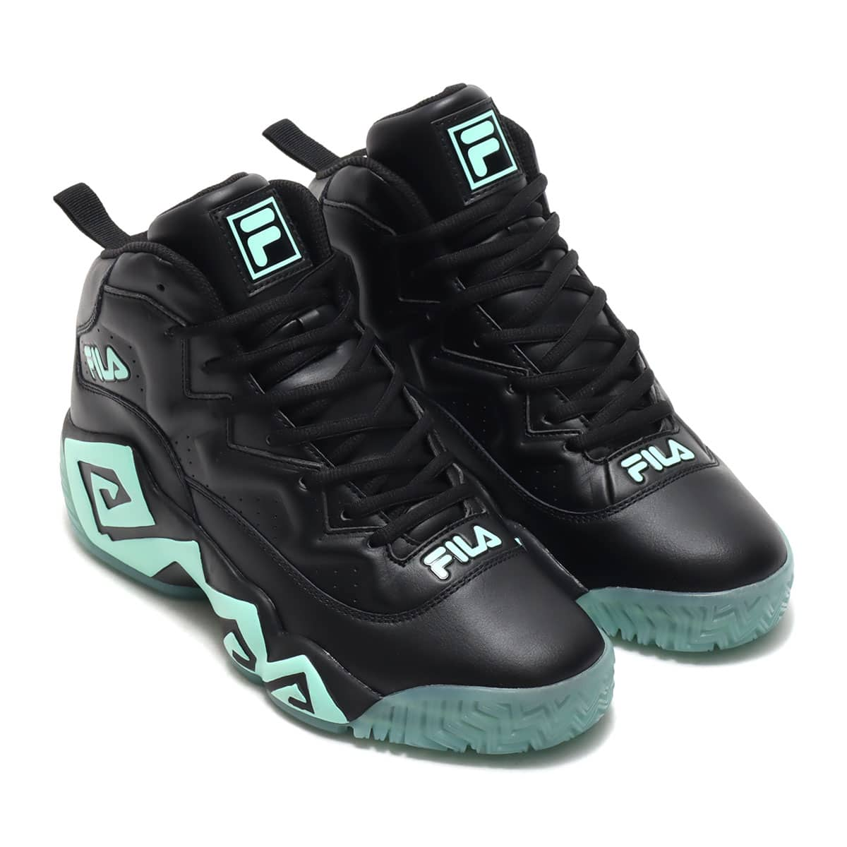 FILA MB Glow In The Dark Black / Black / Glow In The Dark 21SS-S_photo_large