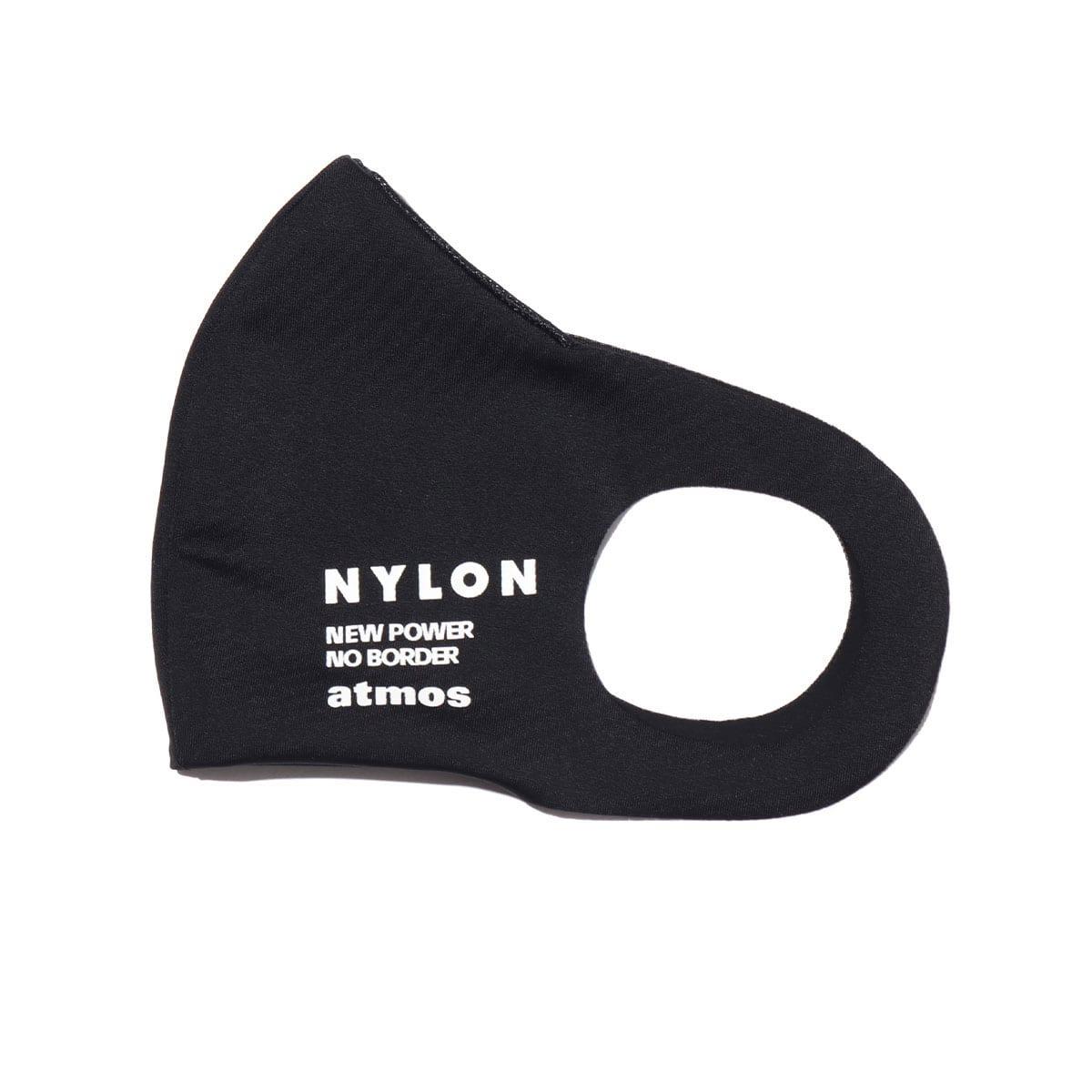 atmos x NYLON 接触冷感MASK BLACK 20SU-I_photo_large