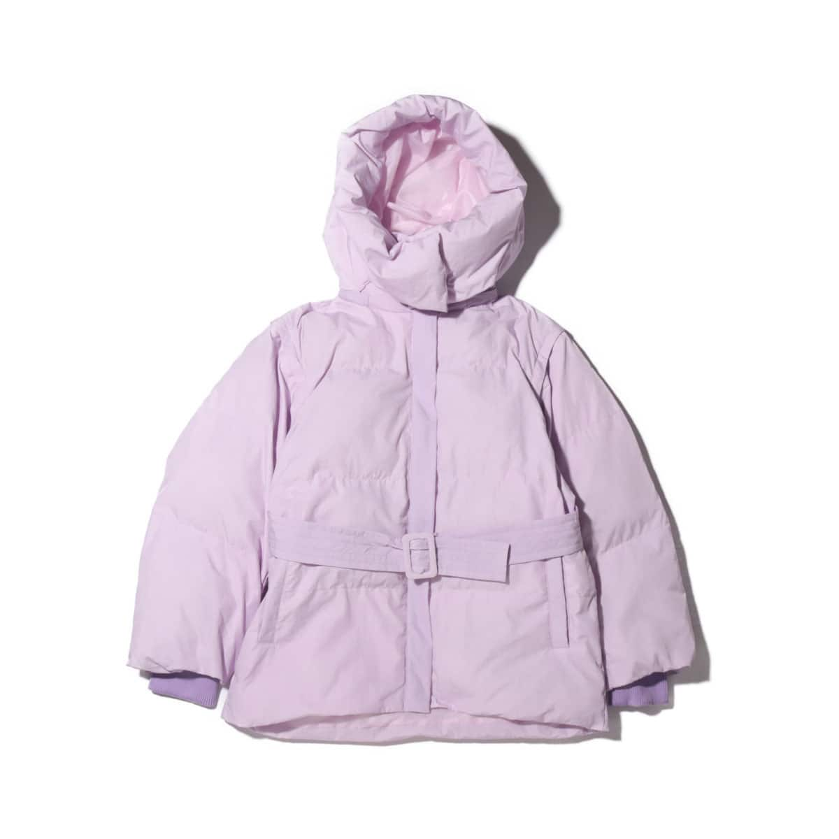 RIEHATA × atmos pink 5way ダウンジャケット PURPLE 20FA-I_photo_large