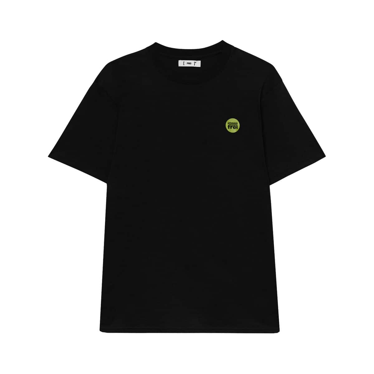 FREI X ATMOS POSTER T-SHIRT Black 20SU-I_photo_large